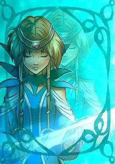 Elyon the Queen of Meridian