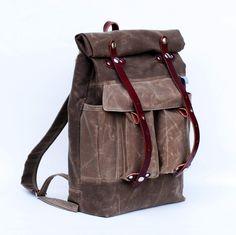 The Camper Satchel by sketchbook on Etsy, $240.00