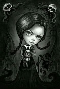 ~ † Wednesday Addams †