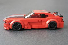 Ford Mustang GT350 (City Scale) | One of my first six-wides.… | Flickr