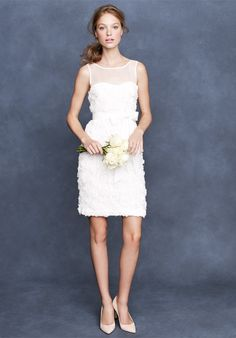 Rosebloom Dress by J. Crew Weddings & Parties,