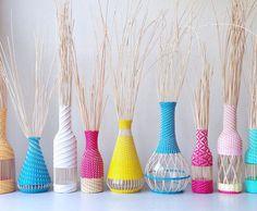 Designer textile freelance, Hélène Lefeuvre explore le tissage pour…