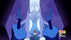 Yellow diamonds face<<—— Yellow Diamond is attempting not to cry XD. I would be hugging Blue, and so would me OCs! Even Purple Diamond cuz thats how she rolls