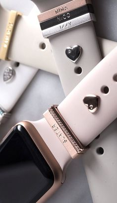 Cute Apple Watch Bands, Apple Watch 3, Apple Band, Apple Watch Faces, Apple Watch Series 3, Iphone Watch Bands, Apple Watch Accessories, Fashion Watches, Iphone Products