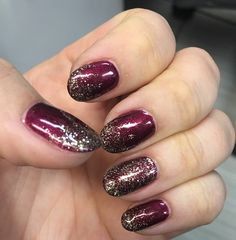 Gelish: You're So Elf-Centered, and Golden Treasure