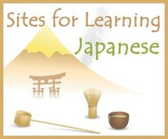 Sites for Learning Japanese