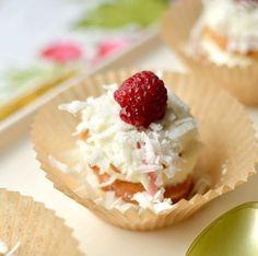 Recipe: No-Bake Lemon Cream & Coconut Icebox Cupcakes Recipes from The Kitchn   The Kitchn