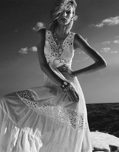 ...casual wedding dress