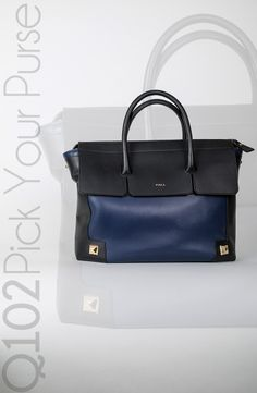 Furla - Daphne Tote. Go to wkrq.com to find out how to play Q102's Pick Your Purse!