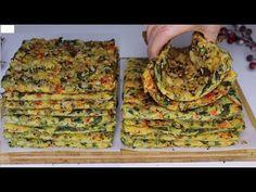 4 KAŞIK UN İLE BİR TEPSİ BÖREK / HAMUR YOĞURMA YOK. YUFKA AÇMAK Y. BOL YE TADINI ÇIKAR😋 ALIŞLKANLIK - YouTube Vegetable Recipes, Vegetarian Recipes, Cooking Recipes, Healthy Recipes, Savory Snacks, Healthy Snacks, Healthy Eating, Good Food, Yummy Food