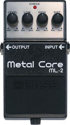 BOSS - ML-2 | Metal Core
