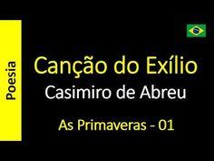 Casimiro de Abreu - 01 - Canção do Exílio