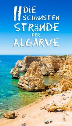 Die 11 schönsten Strände der Algarve                              …