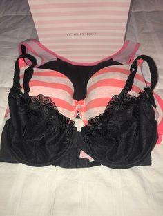 6798591968215 Victorias Secret Bra Lot 34D  fashion  clothing  shoes  accessories   womensclothing