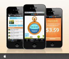 Conheça o aplicativo para academia que vai estimula-lo a entrar em forma! Como? Te pagando pra isso!