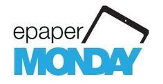 Das Logo vom epaper Monday.