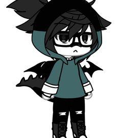 Demon Aesthetic, Aesthetic Anime, Cute Anime Chibi, Cute Anime Guys, Character Outfits, Cute Anime Character, Powerpuff Girls Cartoon, Chibi Girl Drawings, Pusheen Cute