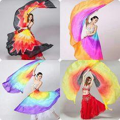 #silkwings #silkfans #isiswings #wings #veils #bellydance