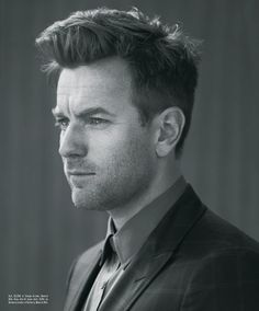 Ewan McGregor by John Russo