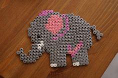 Elephant perler beads by Amber T. - Perler® | Gallery