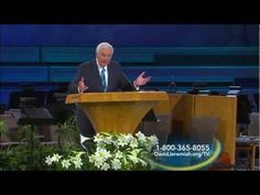 DR. DAVID JEREMIAH. THE RESURRECTION OF JESUS