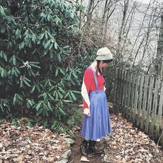 I am thrilled with how my Madeleine skirt from @victorypatterns turned out!  I used a Chambray Indigo pin dot fabric from @fancytigercrafts .  Also warm and cozy with the Purbeck shawl and Shwook hat. #sewing #madeleineskirt #fabric #handmade #handmadewardrobe #purbeckshawl #byannieclaire #shwookhat #knitting #alwaysknitting #wool #fiber #knittersofinstagram #vscoknit #shetlandwoolweek