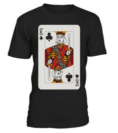 """# King Clubs T-Shirt Play Win Poker Party Player Costume .  Special Offer, not available in shops      Comes in a variety of styles and colours      Buy yours now before it is too late!      Secured payment via Visa / Mastercard / Amex / PayPal      How to place an order            Choose the model from the drop-down menu      Click on """"Buy it now""""      Choose the size and the quantity      Add your delivery address and bank details      And that's it!      Tags: Great Gift Costume Blackjack…"""
