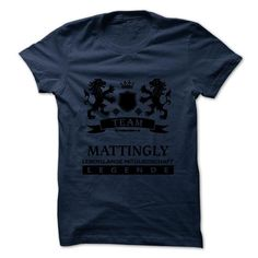 MATTINGLY - TEAM MATTINGLY LIFE TIME MEMBER LEGEND  - #silk shirt #old tshirt. BUY TODAY AND SAVE   => https://www.sunfrog.com/Valentines/MATTINGLY--TEAM-MATTINGLY-LIFE-TIME-MEMBER-LEGEND-.html?id=60505