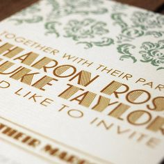 gatsby wedding invitations - Google keresés