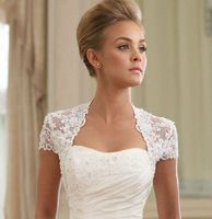 bridal bolero (No not getting married, just like the idea of a little lace bolero in general. Wedding Dress Bolero, Bridal Bolero, Lace Bolero, Wedding Jacket, Bridal Lace, Wedding Gowns, Bolero Jacket, Lace Jacket, Wedding Bells