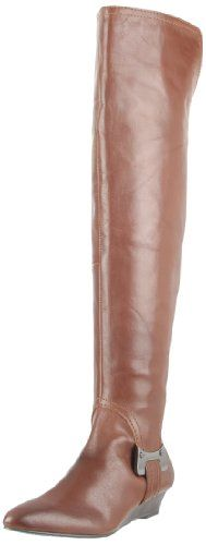 151 CK Jeans Women's Falyn Knee-High Boot - designer shoes, handbags, jewelry, watches, and fashion accessories | endless.com