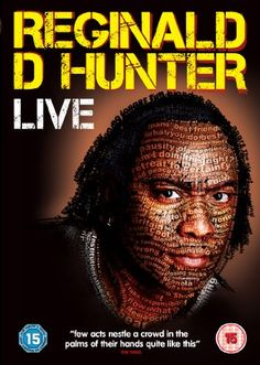 Reginald D. Hunter Live [DVD]: Amazon.co.uk: Reginald D Hunter: Film & TV