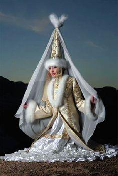 Kazakh costume
