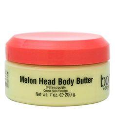 Bed Head by TIGI Melon Head Body Butter by Bed Head by TIGI #zulily #zulilyfinds