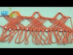 Way to Develop Hairpin Crochet Strip Tutorial 30 How to Crochet Hairpin Braid - YouTube