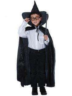 Wizard Kids Costume Set  6b530f4cb4705