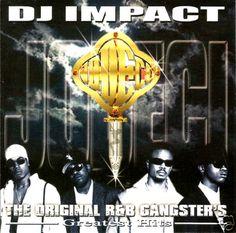 """Best Of JODECI"" Collection Hip Hop R Mixtape CD DJ Impact"