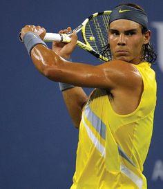 Rafael Nadal Photo Mug Hot Cocoa Gift Basket Best Tennis Rackets, Rafael Nadal Fans, Nadal Tennis, Rafa Nadal, Sport Hall, Sports Training, Chelsea Fc, Tennis Players, Latest Pics