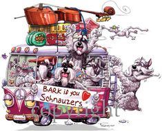 schnauzer lover - Buscar con Google