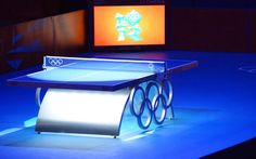 cool ping pong tables - Google Search