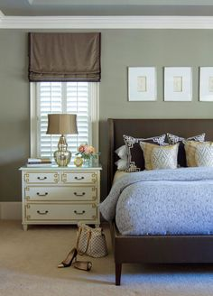 Furniture: Hickory Chair, Lee Industries. master-bedroom-night-stand-master-bedroom-night-stand-ideas-master-bedroom-night-stand-masterbedroom-nightstand-home-bunch-beautiful-homes-of-instagram-bluegraygal