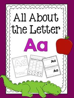 87 Best Letter Aa Activities images | Preschool, Alphabet
