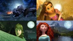rise of the brave tangled dragons | The Big Four - Rise of the Brave Tangled Dragons Fan Art (34550716 ...