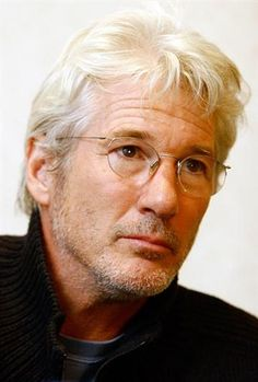RICHARD GERE - still a great actor. Glad to see he's let his hair go natural (or as close to it as possible) and not colored it back to his youth.  Always gives a good performance, IMHO.