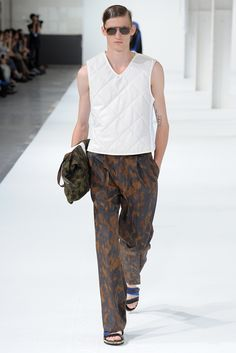 Dries Van Noten | Spring 2013 Menswear Collection | Style.com