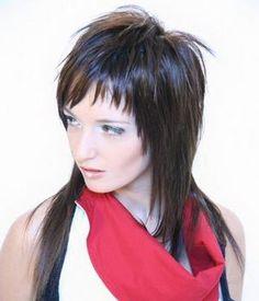 Long Razor Hairstyles 2013