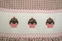 "Bridget Anderson's ""Cupcakes Anyone?"", (Back-Wrap Dress)"