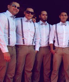 The Grunion Run : Groomsmen Shop - Real Weddings - Groom Apparel - Groomsmen Ties - Wedding Bow Ties Bow Tie Wedding, Wedding Groom, Groom And Groomsmen, Bow Ties, Wedding Styles, Real Weddings, Running, Shopping, Fashion