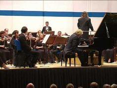 Beethoven Klavierkonzert Nr 5, 3. Satz, Justus Frantz - Klavier, Dariusz...