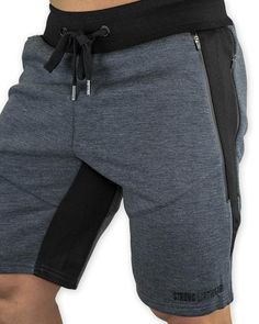 Mens Summer Cotton Breathable Sweat Drawstring Casual Jogger Shorts Running Shorts keep you out of injury and make you more comfortable when doing sports, sports pants on NewChic is the best. Shorts Nike, Jogger Shorts, Running Shorts, Joggers, Mode Polo, Track Pants Mens, Denim Jacket Men, Sport Pants, Short Outfits